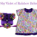 Floral Purple: Shy Violet of Rainbow Brite