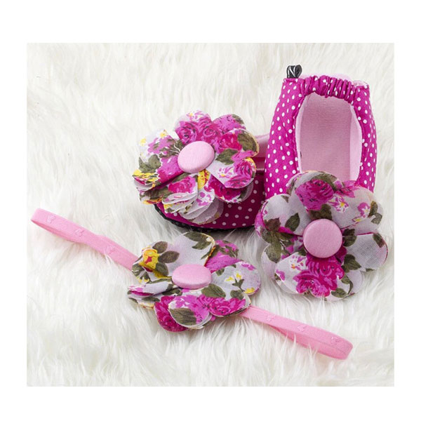 Princess Isabela Ballerina Shoes - Zuri Baby Couture PH