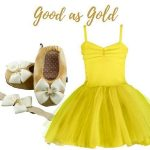 Yellow: Good as Gold