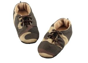Private Benjamin Baby Boy Shoes