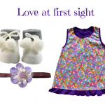 Floral Purple: Love at First Sight