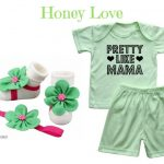 Mint Green: Honey Love