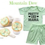 Mint Green: Mountain Dew