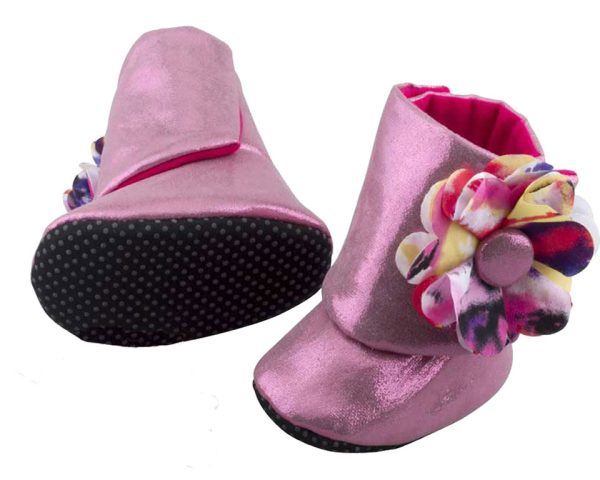 Zuri Baby Couture Booties A-Zuri Baby Couture