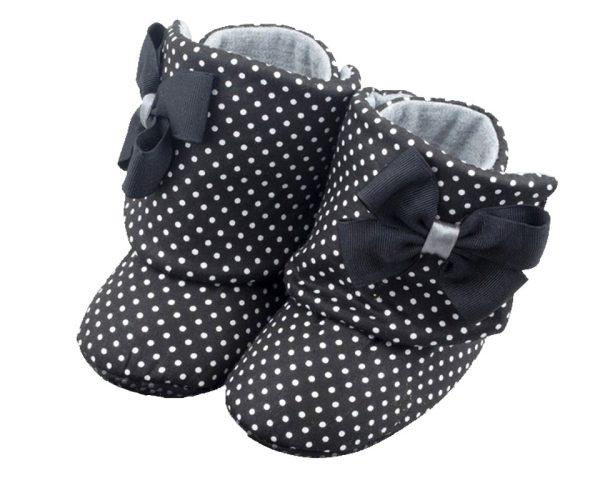Zuri Baby Couture Booties And Headband Booties-Zuri Baby Couture