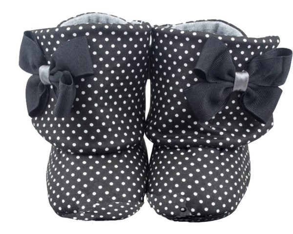 Zuri Baby Couture Booties And Headband Booties B-Zuri Baby Couture