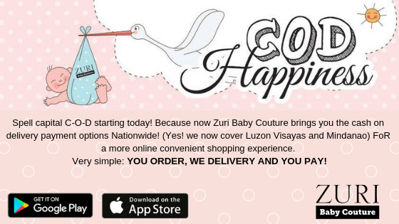 Zuri Baby Couture Now Covers Nationwide Cash on Deliveries