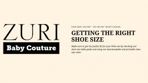 News - Getting the Right Shoe Size
