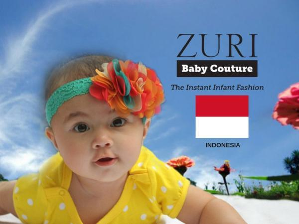 The Instant Infant Fashion goes Global Indonesia