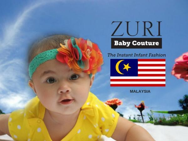 The Instant Infant Fashion goes Global Malaysia