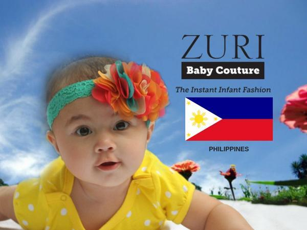 The Instant Infant Fashion goes Global Philippines