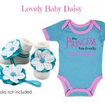 Blue: Lovely Baby Daisy