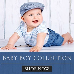 Baby Boy Shoes and Onesies Collection