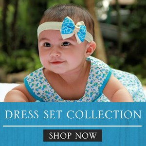 Baby Girl Dress Set Collection Banner