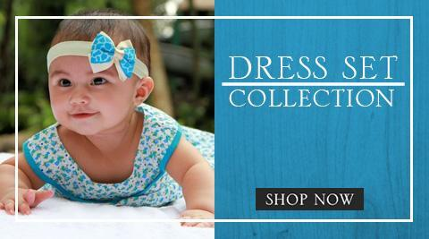 Baby Girl Dress Set Collection