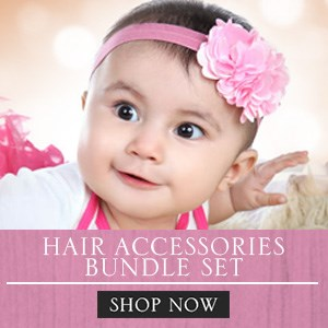 Hair Accessories Bundle Set