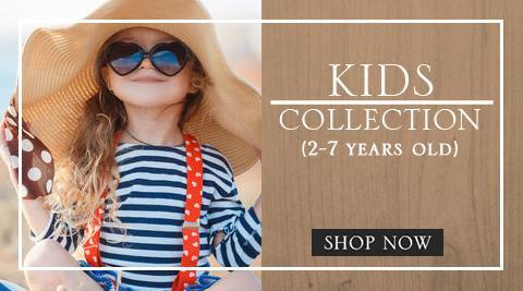 Kids Collection 2 - 7 years old