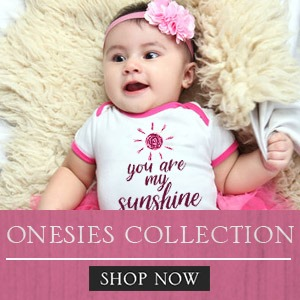 Newborn and Infant Onesie for Baby Boy and Baby Girl Collection