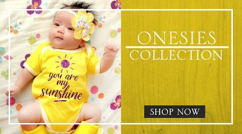 Baby Onesies Collection