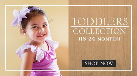 Toddlers Collection 18 - 24 months