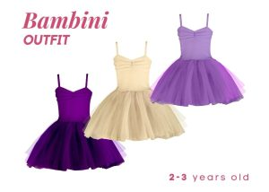 Bambini Outfit - Zuri Baby Couture