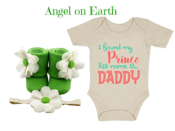 ANGEL ON EARTH - Zuri Baby Couture