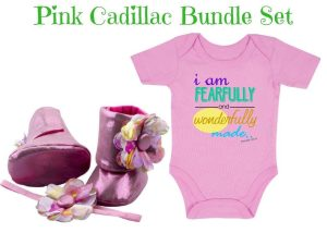 PINK CADILLAC BUNDLE SET - Zuri Baby Couture
