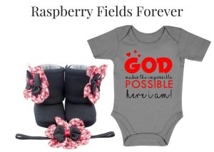 RASPBERRY FIELDS FOREVER - Zuri Baby Couture