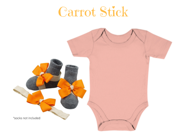 carrot stick - Zuri Baby Couture